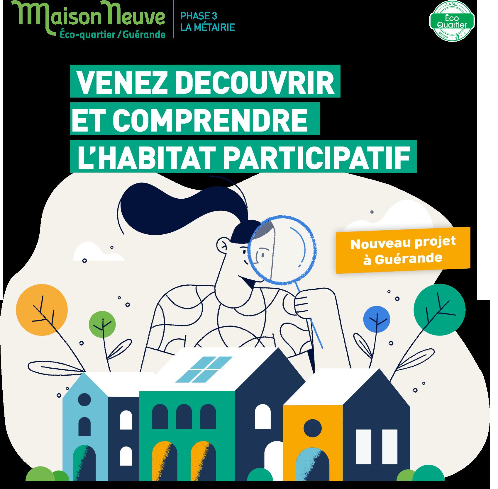 habitat participatif guerande