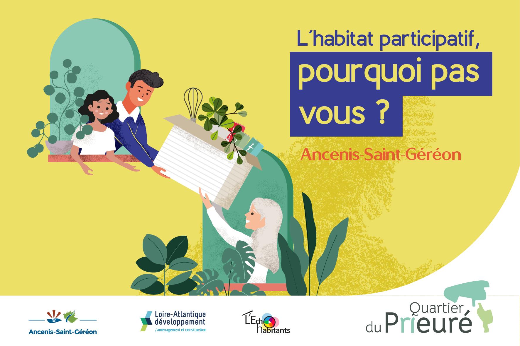habitat participatif ancenis saint gereon